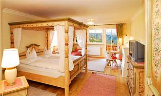 Vasca Da Bagno Hotel : Suite romantic hotel san genesio bolzano alto adige