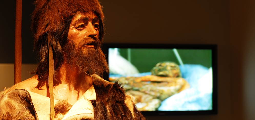 worth seeing Ötzi Iceman South Tyrol Museum of Archaeology