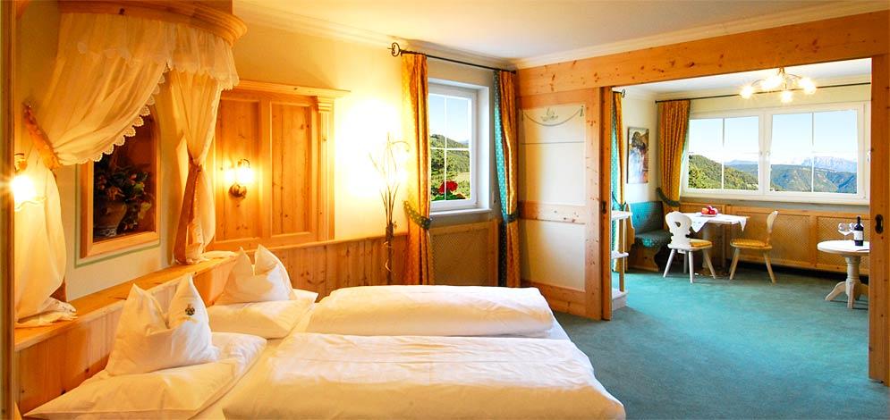 Hotel Bozen Jenesien Tschögglberger Hof - Südtirol
